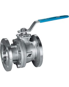 A-T Controls Series 90 Flanged Full Port Ball Valves