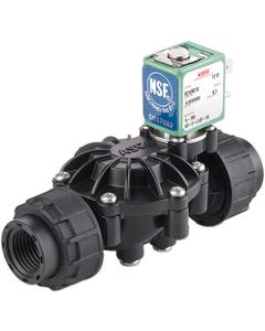 ASCO Valve 8212 Two-Way Composite Body NSF Certified Solenoid Valve for Clean (Drinking) Water Applications