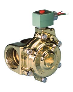 ASCO Valve 8220 Hot Water Valve. Construction Reference 17