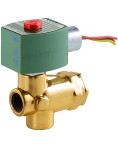 ASCO Valve 8223 Two-Way High Pressure Solenoid Valves