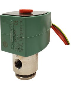 ASCO Valve 8264 Two-Way Liquid CO2 Service Solenoid Valves