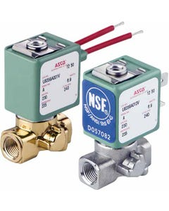ASCO Valve 8256 Series Two-Way Sub-Miniature Solenoid Valves