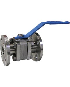 Marwin Valve 3000 Fire Safe Soft Seated Ball Valve for High Pressure Applications