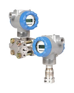 Honeywell STA700 and STA70L dual head and inline smart absolute pressure transmitters
